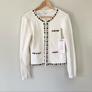 CAbi Gabrielle Cardigan New with Tag #284
